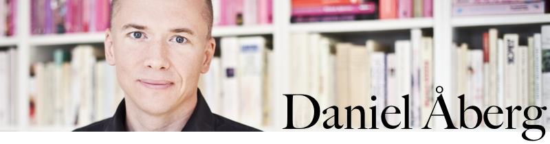 Daniel Åberg – Författande, bokbransch, teknik och småbarnsliv