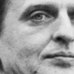 Olof Palme på 1970-talet. Bild från Wikipedia