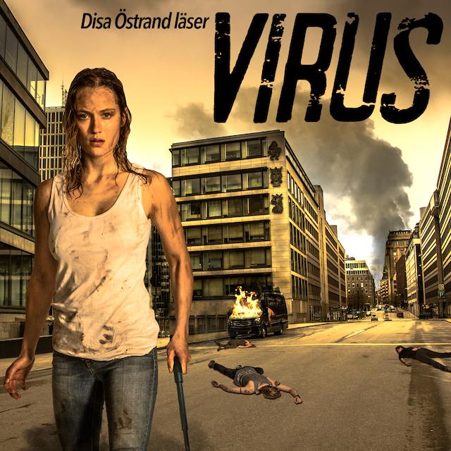 Virus – omslag